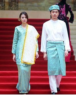 印度尼西亚民族服装出租,南宁东盟民族服装出租
