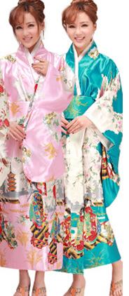日本和服,艺妓演出服