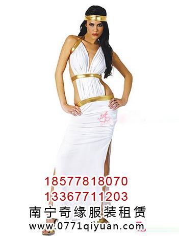埃及艳后,古埃及皇后服装